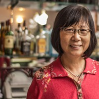 "Cheelin's Fanny Chen keeps things ""fresh, flavourful and tasty."""