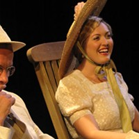 Chester Playhouse Summer Theatre Festival: Village Wooing