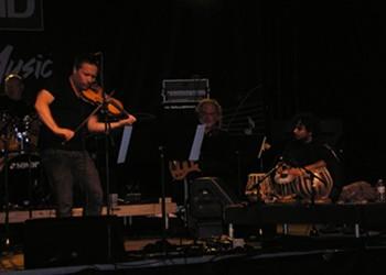 Jazz Fest: Diallo and Church Span the Globe
