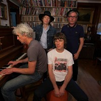 Sloan in Halifax March 7