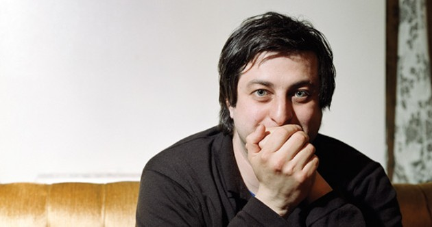 Close your mouth at Eugene Mirman's shows or he will drive a car into it.