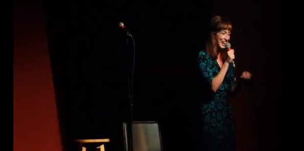 Comedian Andie Bulman at The Company House