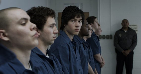 Connor Jessup nails the troubled teen role in Blackbird.