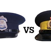 Cop vs Cop