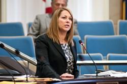 Councillor Linda Mosher
