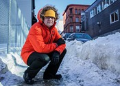 Sidewalk conditions remain icy, dangerous and unacceptable