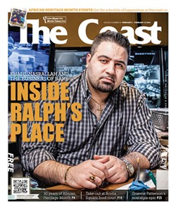 """Cover image for the feature story """"The business of bare: Inside Ralph's Place"""""""