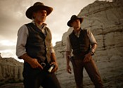 <i>Cowboys & Aliens</i> drags