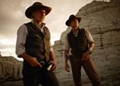 <i>Cowboys & Aliens</i> drags