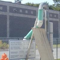 Crappy sewage plant