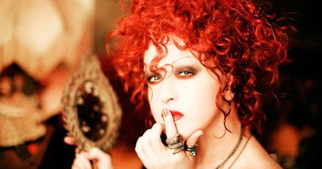 Cyndi Lauper's true colours will show at Casino Nova Scotia on Friday.