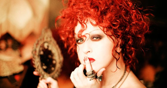 Cyndi Lauper's true colours will show at Casino Nova Scotia on Friday.
