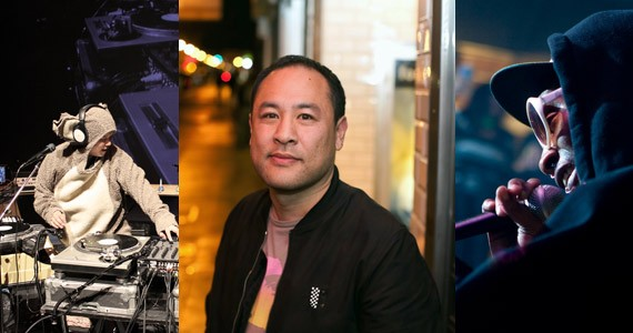 Dan The Automator and Del the Funky Homosapien make up the trio with Kid Koala.