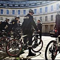 Copenhagen Cops crack down