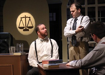 Talent abounds in <i>Inherit the Wind</i>