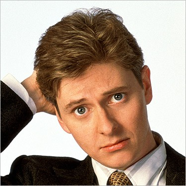 Dave Foley shocks his News Radio colleagues with the admission hes from north of the border.