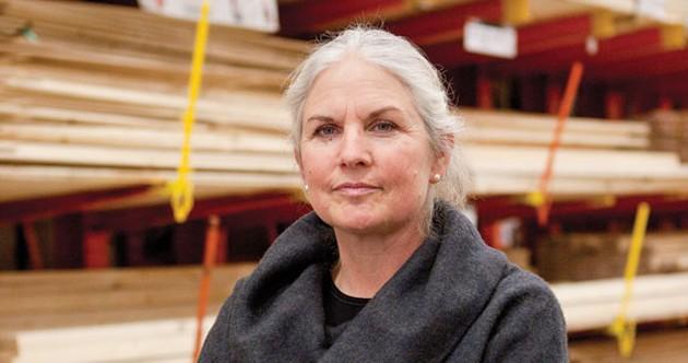 Deborah Herman-Spartinelli - SCOTT BLACKBURN