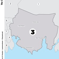 District 3<br />(Preston - Lawrencetown - Chezzetcook)