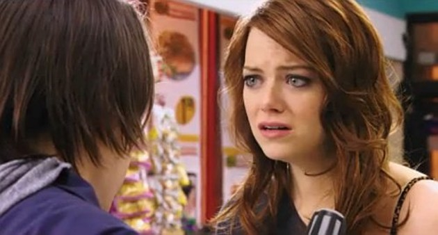 Don't be sad Emma, you've always got Easy A