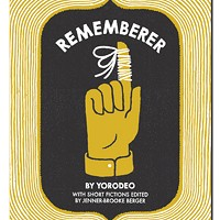 Don't forget, <I>Rememberer</I> launches tonight