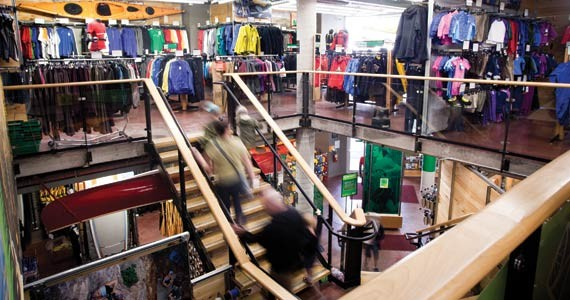 Don't miss the gear-swap at Mountain Equipment Co-op on September 29. - MEAGHAN TANSEY WHITTON