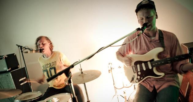 Dotey and Mangle: melody makers. - MAT DUNLAP