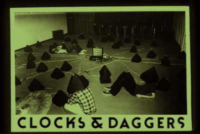 Download a Clocks & Daggers mix here and get excited