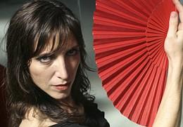 Dramatic eyes Maria Osende keeps flamenco alive in Halifax.