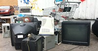 Drop your TVs off at the Clifton Recycling Centre.