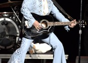 Thane Dunn: Elvis tribute artist