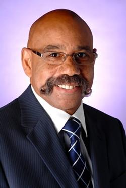 Economic Development minister Percy Paris