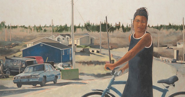 Edith MacDonald's evocative works will be discussed on Saturday