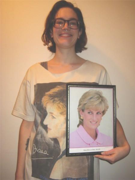 Elise Boudreau Graham and Diana ephemera