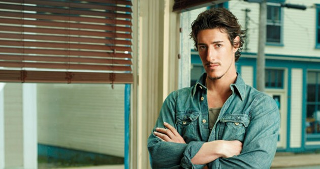 Eric Balfour smoulders in multiple summer projects.