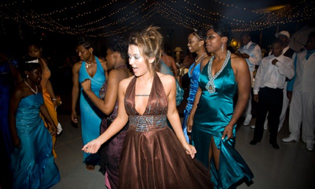 Everyone gets to party in Prom Night in Mississippi.