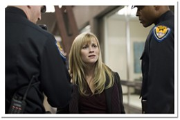 Facing fear Reese Witherspoon deals with the fall-out of the War on Terror in Rendition.