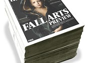 Fall Arts Preview - September 2014