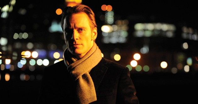 Fearless actor Michael Fassbender stars in Shame.