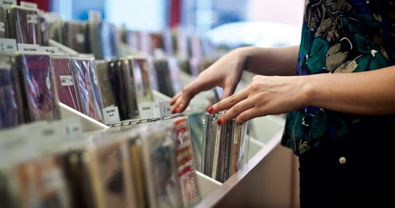 Find local artists and new and used vinyl at Taz Records. - MEGHAN TANSEY WHITTON