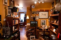 Finer Things Antiques wins Gold in The Coast Best of Halifax