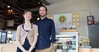 Fruition's Jessie Doyle and Seth Graham.