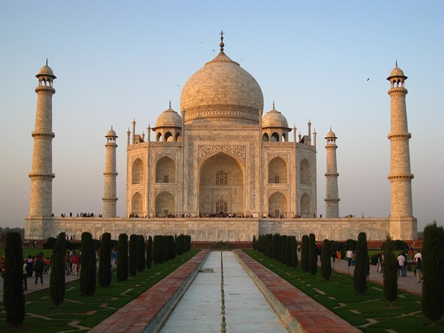 FYI the Grand Taj's renos don't look like this.
