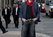 Gabriel McDonald: Street style