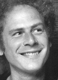Garfunkel looks like hes up to something