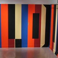 Garry Neill Kennedy, The Colours of Citizen Arar, 2007, installation view