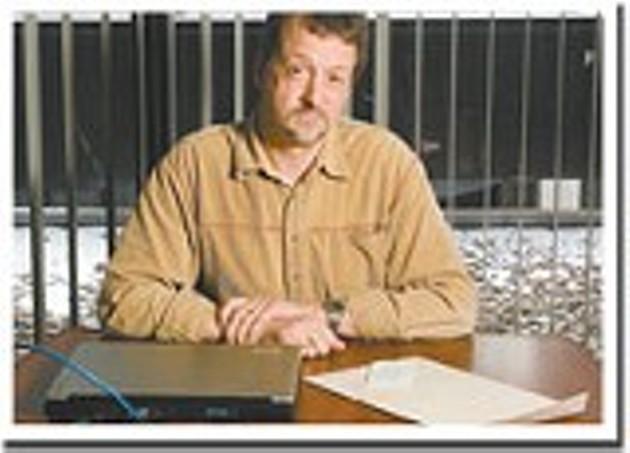 Gary Vermeir of IATSE