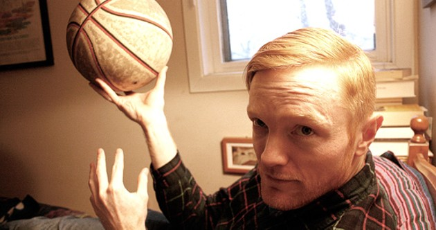 Geordie Miller's a baller. - PAUL HAMMOND