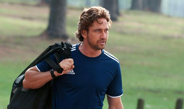 Gerard Butler stars as a desirable man in Playing for Keeps