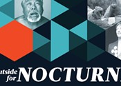 Get outside for Nocturne 2014