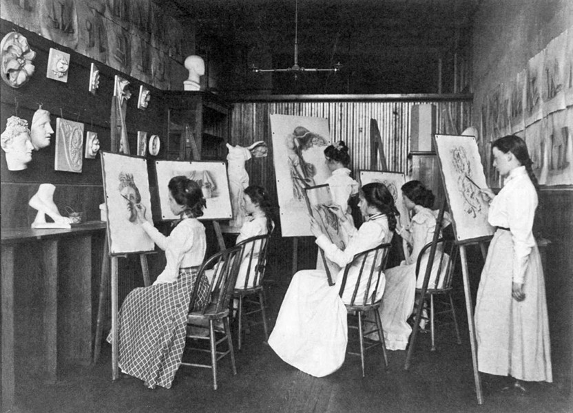 frances_benjamin_johnston_-_6_girls_in_art_class_drawing_at_easels_eastern_high_.jpg